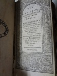 """Title page of """"The New Testament of our Lord and Saviour Jesus Christ"""" (Bib BS2085.C27)"""
