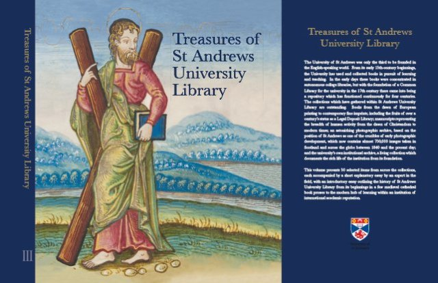 New Book On The History Of The University Of St Andrews