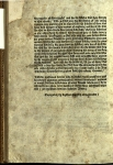 The colophon of 1483 William Caxton printing of Quattor Sermones (TypBL.A83CS).