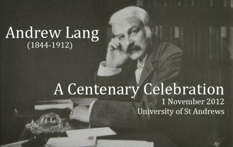 Andrew Lang feature