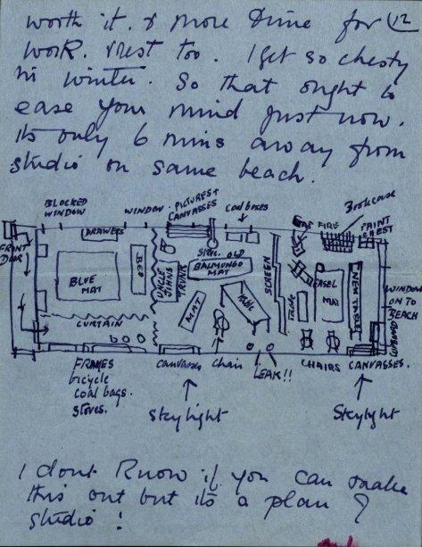 WBG studio sketch