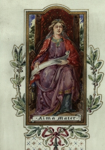Detail of 'Alma Mater'