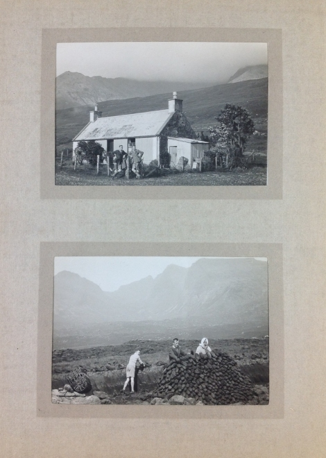1920s Highlands from the family album of Dorothy Armstrong (University of St Andrews Photographic Collection)