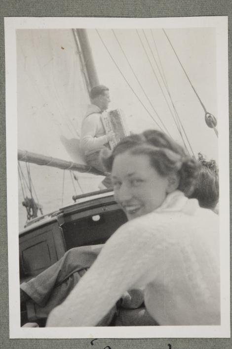 From the family album of Lord David Douglas-Hamilton 1935-1938 (University of St Andrews Photographic Collection)