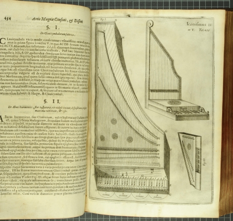 Various clavichords from