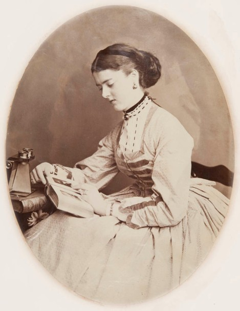 'Countess of Dudley,' by Dr John Adamson, 1865 (St Andrews ALB-8-28)