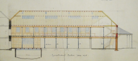 Gillespie and Scott's Auchmuty Paper Works, Markinch, Fife, 1892-93 (St Andrews ms37778b/169)