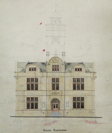 Bute Medical School, University of St Andrews, 1897-98