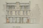 Shop in Bell Street, St Andrews, 1886