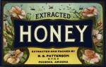 One of the beautiful honey labels found within Honey Labels Stationary, Bev SF525.B4S8;19.