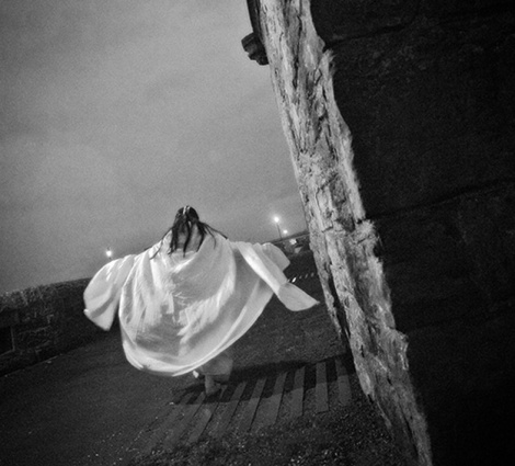 The White Lady of the Haunted Tower