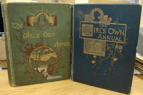 The Girl's Own Annual (rper AP4.G5)
