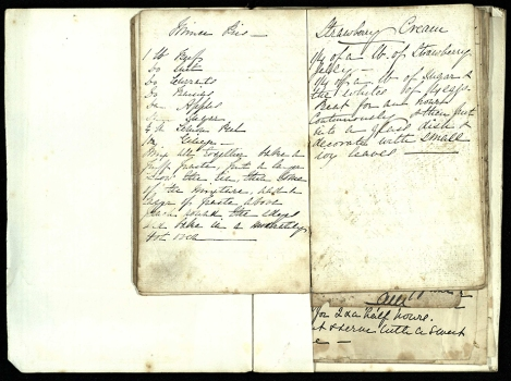 A winning recipe from Agnes McIntosh, ms37114/4