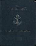 History of 11th btn Gordon Highlanders ms36014 3 1_1-1