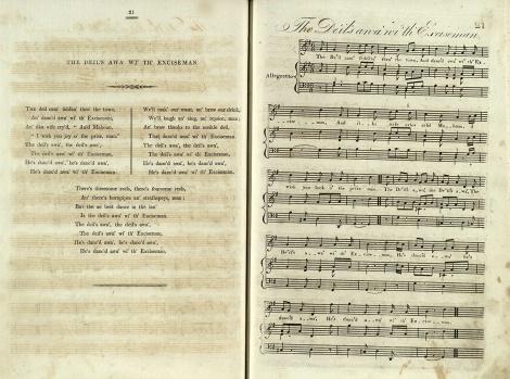 Fin M1746 E7 Scots Songs The De'il's awa_1