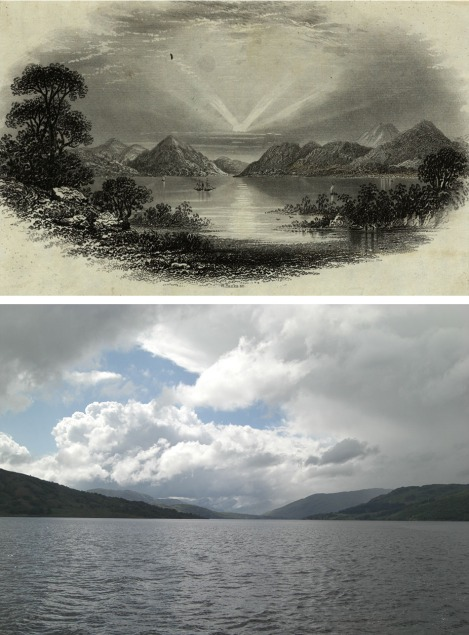 lochKatrinethen and now