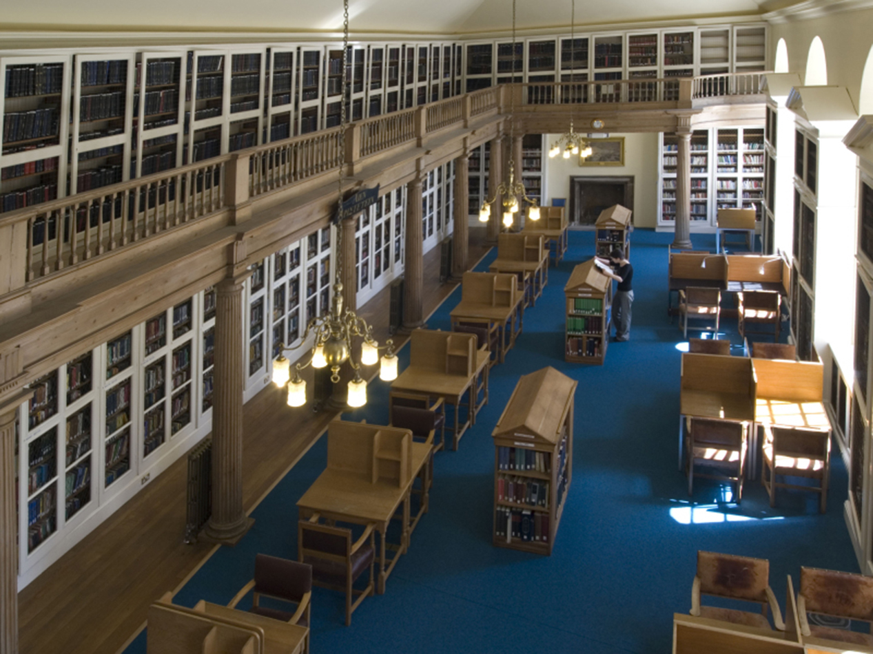 Book A Room St Andrews University Library