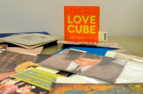 A selection of the new acquisition of Martin Parr photobooks now in the University Library's Photographic Book Collection