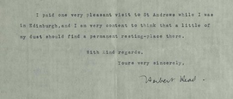 Herbert Read letter2_1
