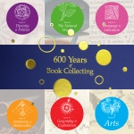 600 years of book collecting composite