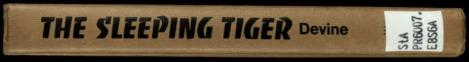 sleeping tiger spine