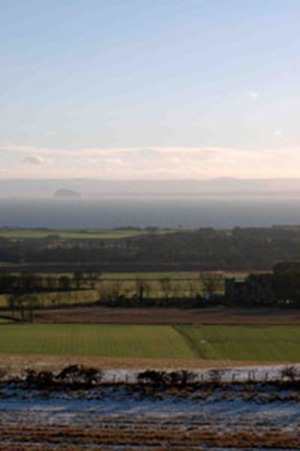 3.View from Kellie Law over the Firth of Forth, courtesy of Arncroach and Carnbee Community Council.
