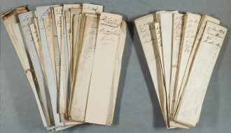 Records of work done to the Links (B65/22/Box 70).