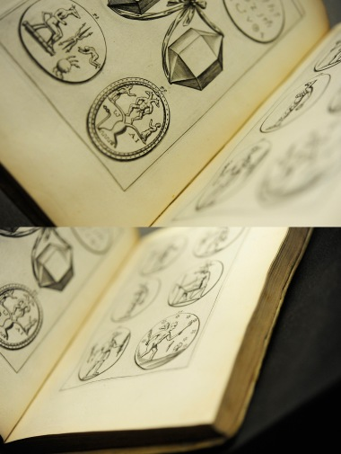 Arcane symbols from old mystic texts. One does wonder whether Donaldson dabbled in wizardry. (Don BF1561.M2C57).