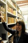 Carina Müller, visiting intern from TH Köln