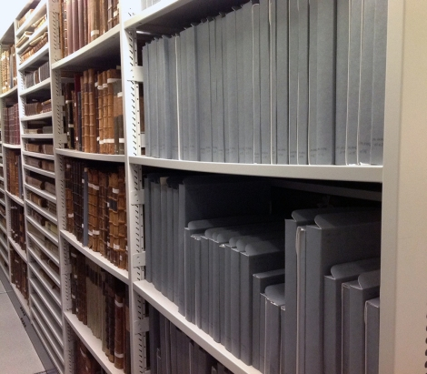 Copyright Music Collection in the stacks_1