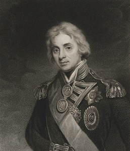 Engraving Of Nelson By Thomas Woolnoth From An Original Painting John Hoppner Which Was Commissioned In 1801 The Prince Wales Later King George IV