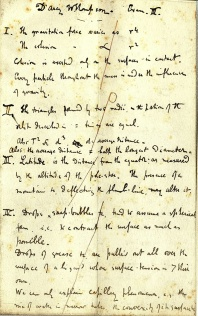 D'Arcy's class exam scripts from Tait's class at Edinburgh (ms47908, dated 1877)